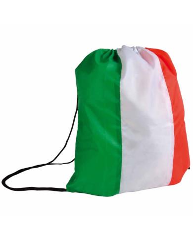 Zainetto Sacca tricolore