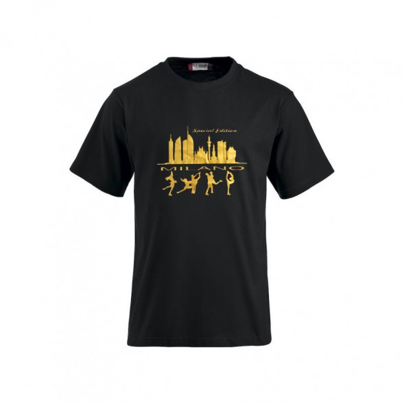 T-shirt Special Edition Oro
