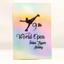Quaderno personalizzato World Open Inline Figure Skating 2019